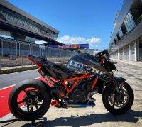 KTM 1290 Super Duke - Dekor nach Kundenwunsch