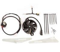 X-GRIP Lüfter Komplett Kit KTM EXC TPI, 150-300, 18 ->, EXC-F BJ. 2017+