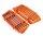 X-GRIP AIR FORCE – Kühlerschutz Set Orange