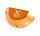 X-GRIP Kupplungsdeckel Schutz Husqvarna TE, 250 - 300, BJ. 2017+ Orange