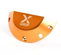 X-GRIP Kupplungsdeckel Schutz GASGAS EC, 250-300, BJ. 2021+ Silber