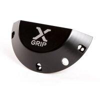 X-GRIP Kupplungsdeckel Schutz GASGAS EC, 250-300, BJ. 2021+ Schwarz