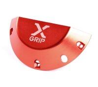 X-GRIP Kupplungsdeckel Schutz Beta RR, 2T, 250 - 300, Beta Xtrainer BJ. 2018+ Rot