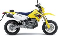 Suzuki DRZ 400 2000-2007 Full Custom