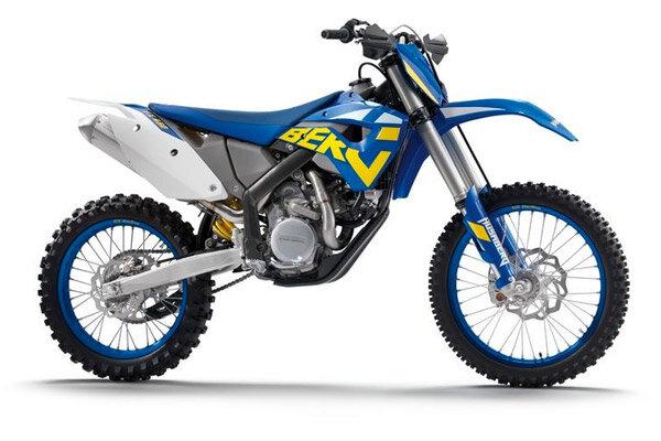 Husaberg TE/FE/FX/FS 2009-2012 Full Custom