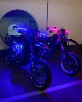 Show Light LED Kit für Motorräder