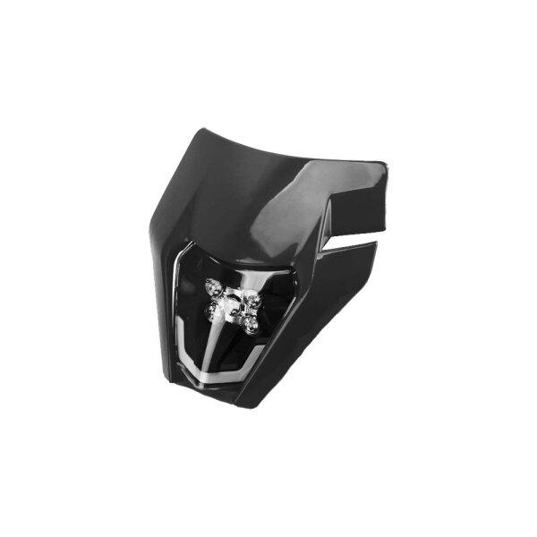 LED Scheinwerfer PHASER mit Lichtmaske