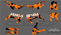 Derbi Design CAMO SENDA