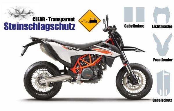 690 SMCR 20212 - 2018 Steinschlagschutz Set 6 Teilig